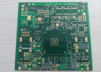 "China Immersion Gold 1u"" FR-4 1oz Copper multilayer PCB Computer Circuit Board Supplier"