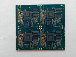 China Multilayer Green 4 Layer Rigid Printed Circuit Boards Fr4 SMT PCB Assembly Supplier
