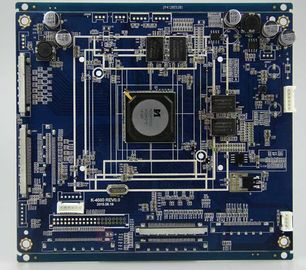 China SMT PCB Assembly For Network Player / FR-4 Custom Pc Boards Supplier