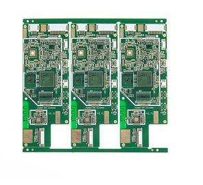 China 2-16Layers FR4 0.6-3.2MM  ENIG/HASL CCTV Camera PCB  With UL ROHS REACH 1-6oz Supplier