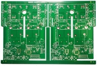 China 2 Layers FR-4 Power Supply PCB Shengyi S1000-2 HASL 3oz For Switching Power Supply Supplier