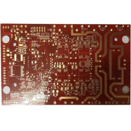 China Custom Printed Circuit Board / Ip Camera Pcb Board With RoHS Compliant Supplier