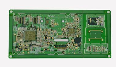 China 4 Layer 1oz Electronic Circuit Board electronics manufacturer Supplier