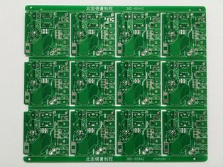 China FR-4 KB6160 1.6mm Board With Red Gum 1oz Copper Driving Power Supply PCB supplier