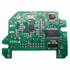China Prototype Multilayer Printed Circuit Board 2 Layers / Fr4 Printed Circuit Board Supplier