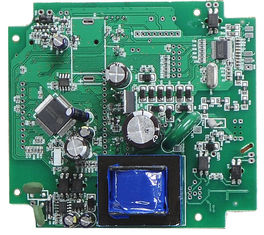 China Electric Meter Module  SMT PCB Assembly 6 Layers PCB With HASL OEM ODM Supplier