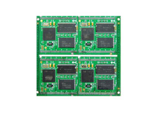 China 4 Layer ENIG Computer Circuit Board For ARM Board With Impedance Supplier