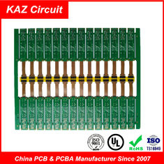 China 2 Layer PCB Board FR-4&PI ENIG Rigid Flex Circuit Board 1.6 Mm 1 Oz Copper Supplier