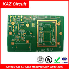 China FR4 1oz ENIG  Electronic Printed Circuit Board Pcb 10 Layers 3.0mm Supplier