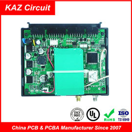 China ENIG / HASL PCB Design 4 Layers  For GPRS Backstage Control Board Supplier