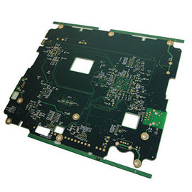 China FR4 Tg180 6 layer Power Supply PCB Minimum Trace / Space 0.1mm Supplier