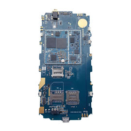 China FR4 smart phone control Custom PCB Assembly water proof 4G Android Mobile motherboard Supplier