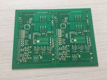 "China 2 Layers FR4 2OZ TG170 PCB Prototype Board UL ENIG 2U"" For Control Board Supplier"