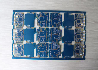 China Multiple Layer CCTV Camera Circuit Board PCB FR4 1.6MM Thickness Support SMT DIP Supplier