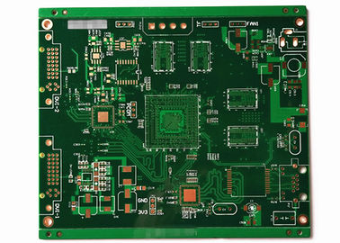 China Decodes Electronic Printed Circuit Board 2 Layers 1.6mm Thickness ISO Approval Supplier