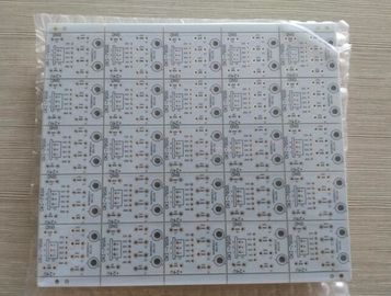 China HASL Surface PCB Printed Circuit Board 1oz Copper Thickness White Soldmask Supplier