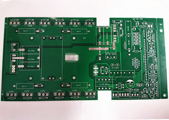 China High Precision Prototype Printed Circuit Board Green Soldermask FR4 12OZ Copper Supplier
