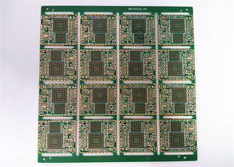 China Green Soldermask HDI Printed Circuit Boards FR4 Material With Immersion Gold Supplier
