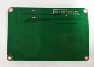 Electronic Prototype PCB Assembly FR4 Material Green Soldermask Immersion Gold / HASL