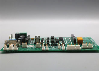 2OZ ENIG Green Soldermask 4L HDI Prototype Pcb Fabrication
