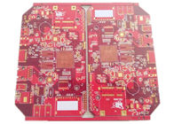 Good Quality Battery Chargers Power Supply PCB & PCBA 4 Layers FR 4 Red Soldmask Suppliers