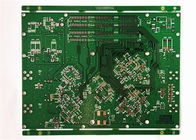 Good Quality Green Soldermask Electronic Printed Circuit Board 2OZ FR4 Multilayer With Immersion Silver Suppliers