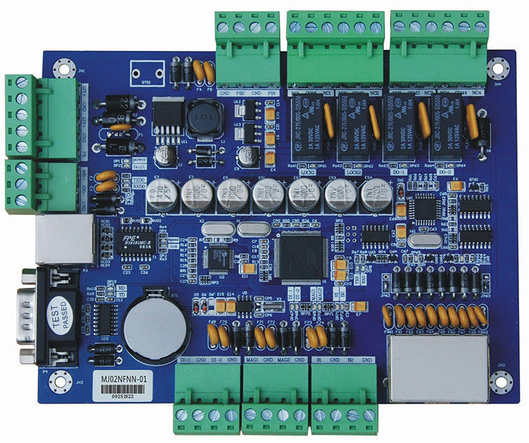 Professional SMT Printed Circuit Board Assembly FR4 Material BGA