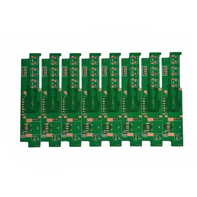 Professional 94vo Printed Circuit Board , Fr4 Printed