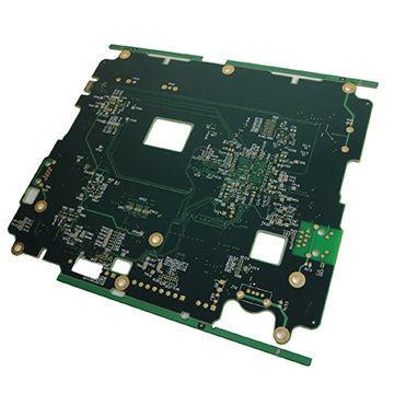 Professional FR4 Tg180 6 layer Power Supply PCB Minimum
