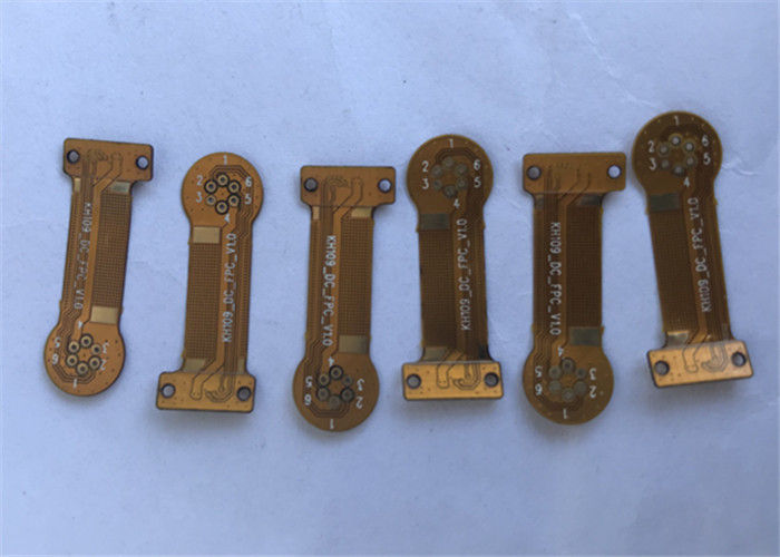 Professional Flexible Industrial Double Sided PCB Board