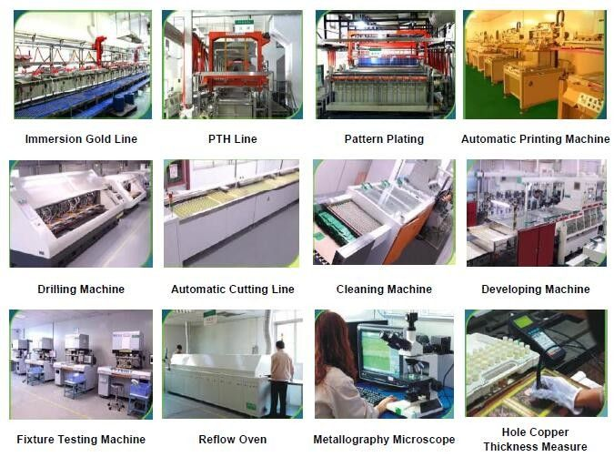 KAZ PCB Manufacturing Equipment
