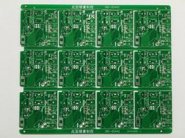 FR-4 KB6160 1.6mm Board With Red Gum 1oz Copper Driving Power Supply PCB