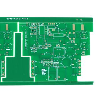 4 Layers FR4 Printed Circuit Board with 1oz HASL PCB for High Frequency Power Supply