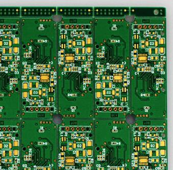 IT158 Laminate Automotive PCB For Car Sensor , Flexible Printed Circuit Board