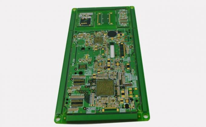 4 Layer 1oz Electronic Circuit Board electronics manufacturer