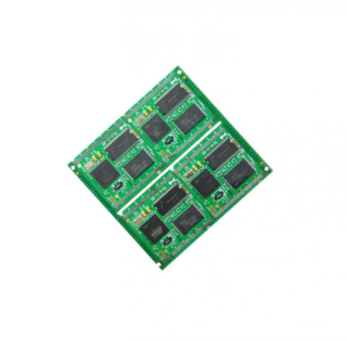 4 Layer ENIG Computer Circuit Board For ARM Board With Impedance