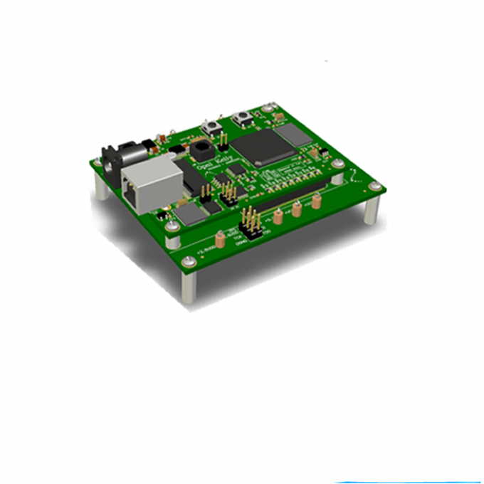 Electronic Controller Multilayer PCB Board Aluminum Or Copper Based