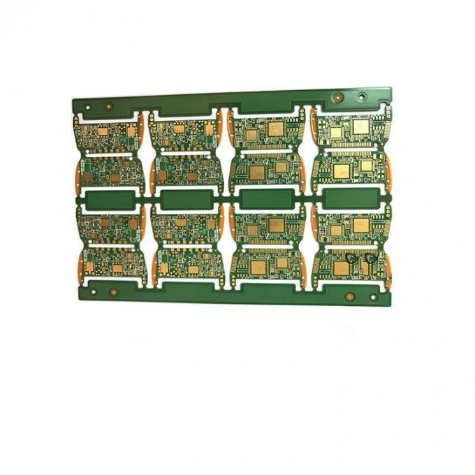 Gold Plating Surface Finishing Electronic Board Assembly Multilayer Circuit Board