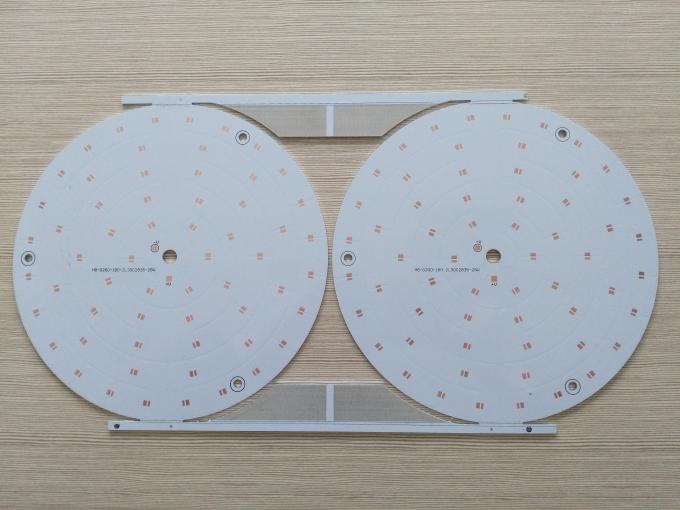 Custom Single / Double  Layer LED Light PCB Board / Aluminium Pcb Board