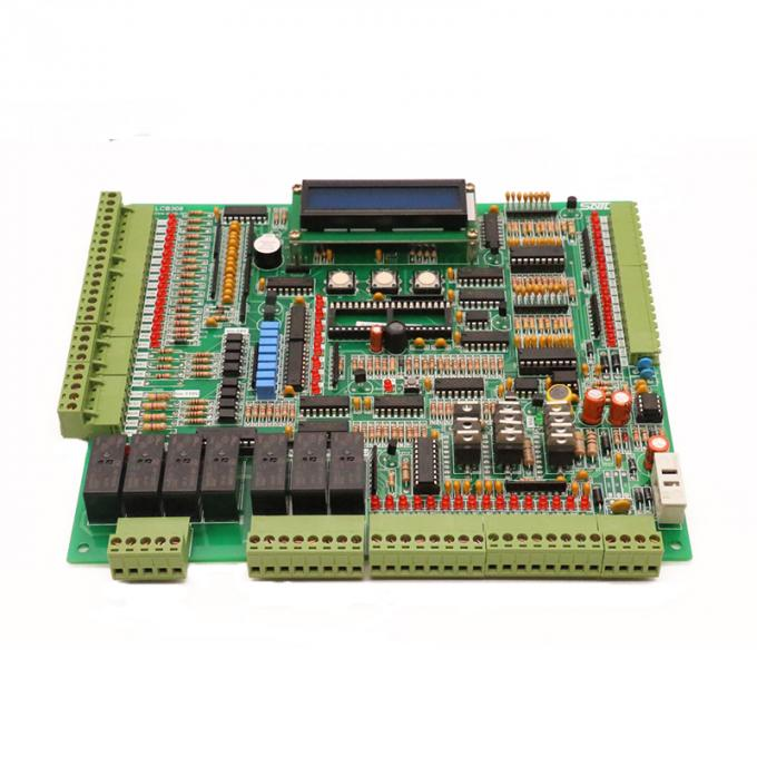 Switch sensor Electronic Circuit Board Assembly with contract manufacturing switch pcb assembly