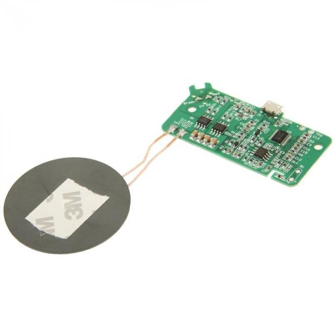 Professional Qi PCBA SMT PCB Assembly DIY Wireless Charger