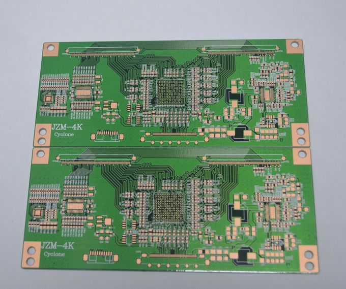 Professional Multilayer PCB Board with ENIG HASL OSP from China