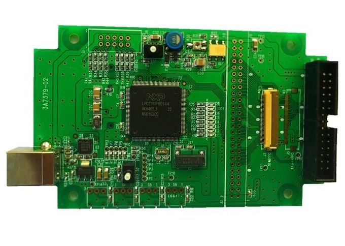 KAZ Circuits ISOPrinted Circuit Board Assembly For Medical Care Equipment