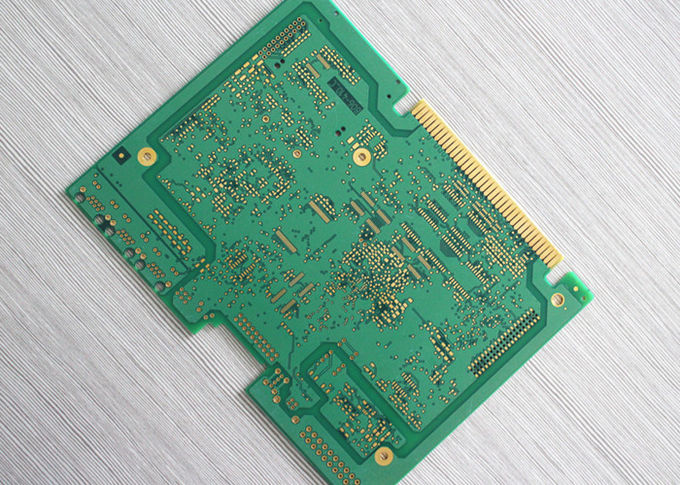 Mulitiple Layer Industrial Prototype Printed Circuit Boar AL HASL ENIG Customized Size