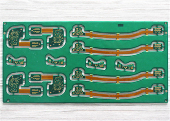 High Efficiency Power Supply PCB FR4 Material Support SMT DIP Technology
