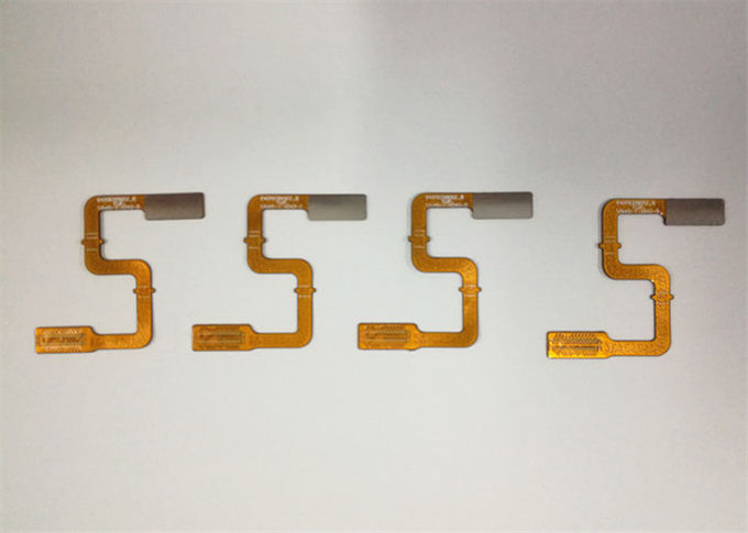 Customized Flexible Printed Multilayer PCB Board Lead Free 0.15mm Min Hole Size