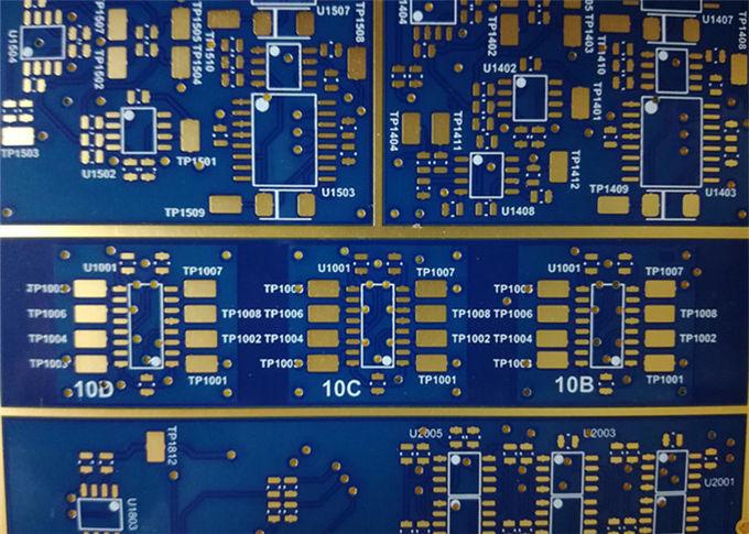 Printed Circuit Board Tg 170 Customized Fr4 Pcb 1oz Copper Pcb Board
