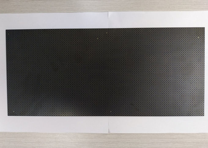 6 Layers LED Light PCB Board Black Soldmask White Silscreen Support SMT DIP